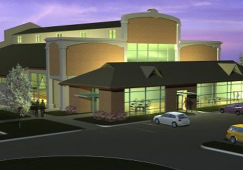 youth center rendition